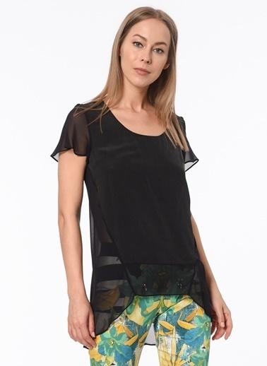 Gizia Bluz Siyah